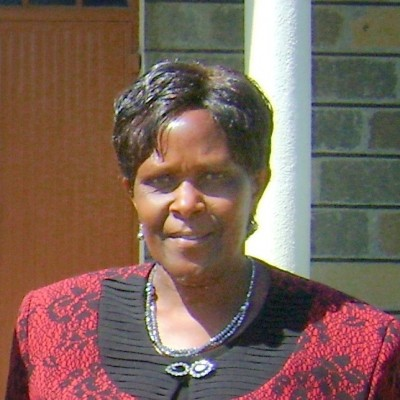 1.2 Ruth Mwangi -Director of SOH International