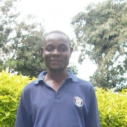 Albert Makombere - Grounds Man SOH High School
