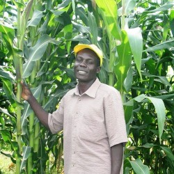 Andrew Muchami - In Charge of Farm SOH