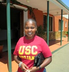 Catherine Mbithuka - Project Officer