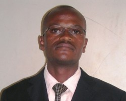 Pastor Paul Kiragu - Chaplain.Dorm Master SOH High School