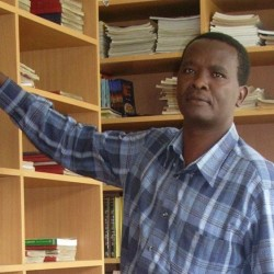 Stephen Maina - Kiswahili, History & Librarian SOH High School